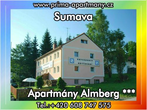 Foto - Ubytování  - Apartmány Almberg ***  ( skiareál Mitterdorf )