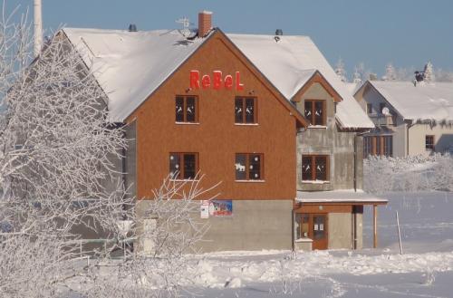 Foto - Ubytování  - ReBeL - ubytovací a školicí komplex - Boží Dar