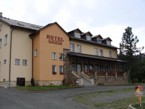 Foto - Ubytování  - Horský hotel Sádek