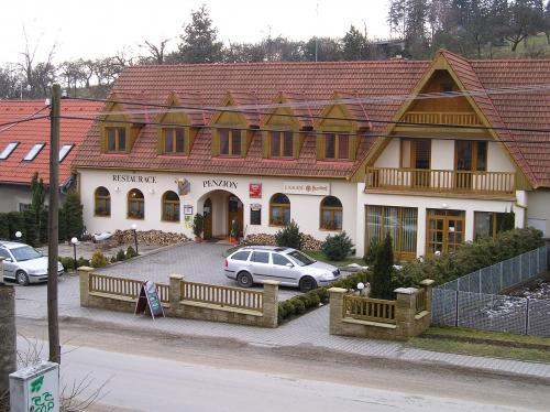 Foto - Ubytování  - Penzion U Kalábů - Ubytování Olšany - Vyškov - Rousínov