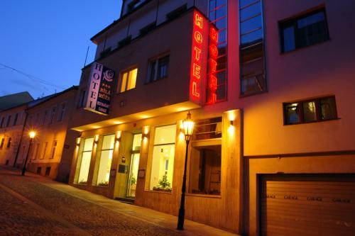 Foto - Ubytování  - Hotel Bílá růže Písek