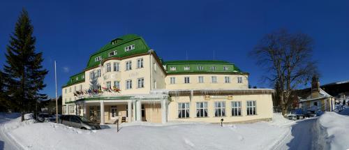 Foto - Ubytování ve Špindlerově Mlýně - Palace Club ***