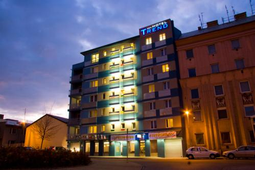 Foto - Ubytování  - Hotel Trend