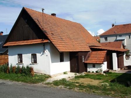 Foto - Ubytování  - chalupa u Médi