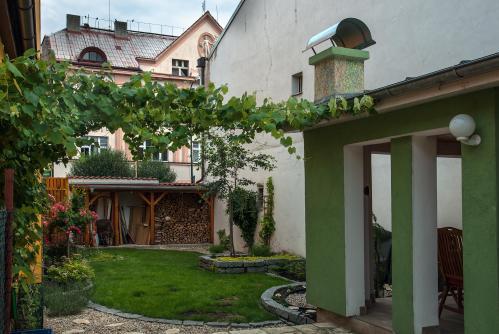 Foto - Ubytování  - Penzion U Vinotéky