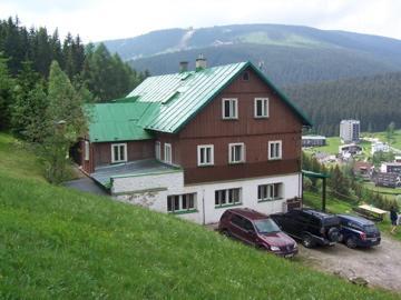 Foto - Ubytování  - Chata Orlík