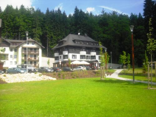 Foto - Ubytování  - Hotel Westend