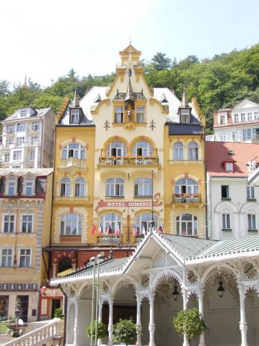 Foto - Ubytování v Karlových Varech - Hotel Romance Puškin