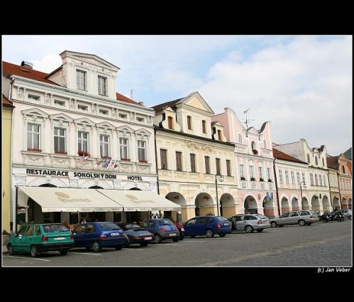 Foto - Ubytování  - Sokolský dům