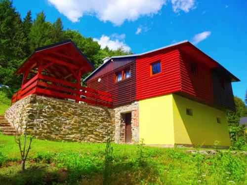 Foto - Ubytování  - Chata Lanovka, Kouty nad Desnou