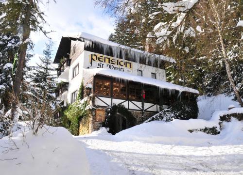 Foto - Ubytování  - Pension St.Moritz