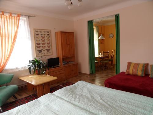 Foto - Ubytování  - Apartmán V Popelkách