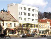 Foto - Ubytování v Třebíči - Hotel Zlatý kříž