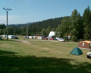 Foto - Ubytování v Horní Bečvě - Kemp Horní Bečva