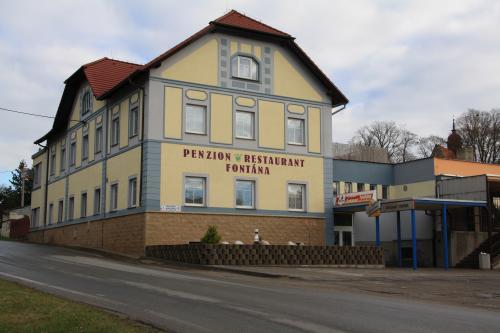 Foto - Ubytování v Sudoměřicích u Bechyně - Penzion-Restaurant- Fontána