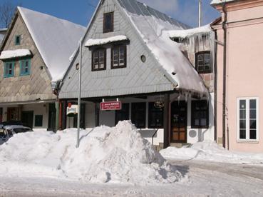 Foto - Ubytování v Rokytnici v Orlických horách - Pension Rampušák
