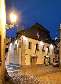Foto - Ubytování v Českém Krumlově - Hotel Barbora