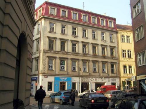 Foto - Ubytování v Praze - Travellers