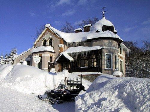 Foto - Ubytování v Janských Lázních - Pension Villa Ludmila