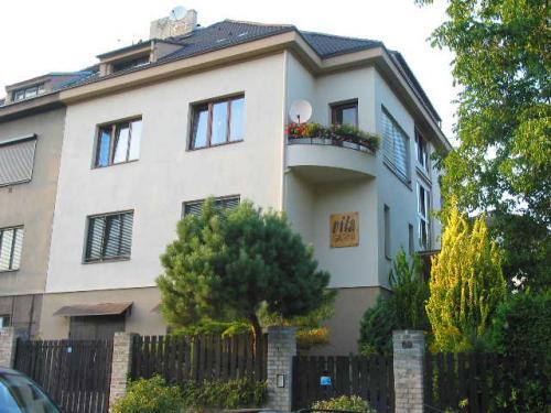 Foto - Ubytování v Praze 3 - vila garni