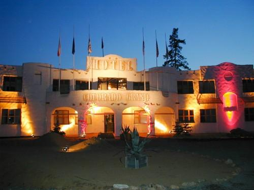 Foto - Ubytování ve Zvoli nad Pernštejnem - Hotel COLORADO GRAND - Westernové městečko Šiklův mlýn