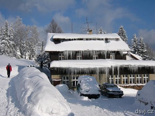 Foto - Ubytování ve Starých Hamrech - Horská chata Dům sv. Josefa