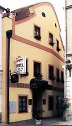 Foto - Ubytování v Českých Budějovicích - HOTEL U SOLNÉ BRÁNY