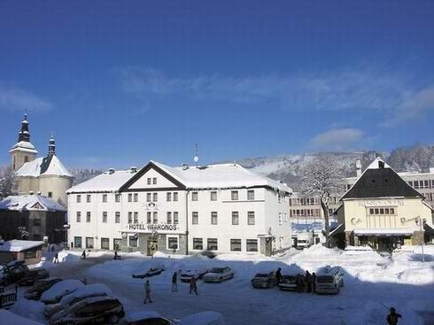 Foto - Ubytování v Rokytnici nad Jizerou - hotel Krakonoš ***