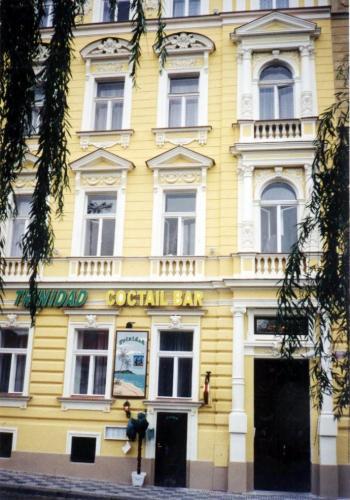 Foto - Ubytování v Praze 1 - APARTHOTEL RESIDENCE TRINIDAD