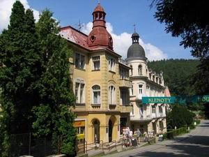 Foto - Ubytování v Luhačovicích - Luhačovice - vila Taťána