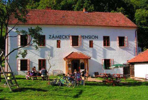 Foto - Ubytování v Lomnici - Rodinný pension Zámecký mlýn