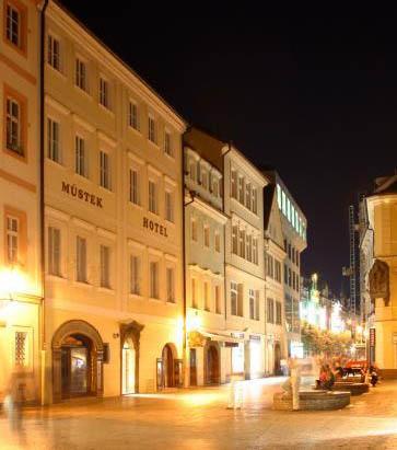 Foto - Ubytování v Praze 1 - hotel Můstek