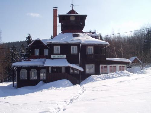 Foto - Ubytování ve Vyšních Lhotách - horská chata na Prašivé