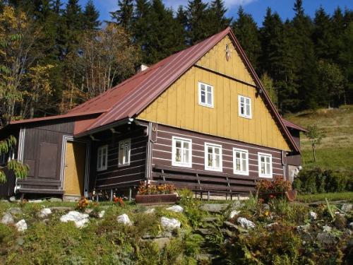 Foto - Ubytování v Peci pod Sněžkou - Horská chata Pultarka