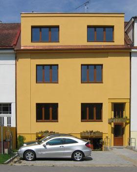 Foto - Ubytování v Poděbradech - Pension fontána