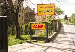 Foto - Ubytování v Praze 7 - Camp Herzog
